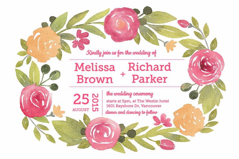 blank 9 x 375 flight ticket wedding invitation