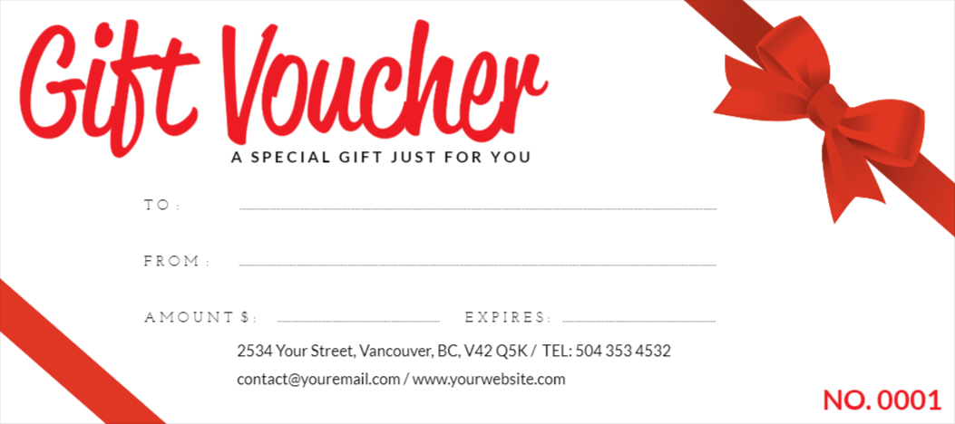 Free gift certificates templates design your gift for Gift certificate terms and conditions template