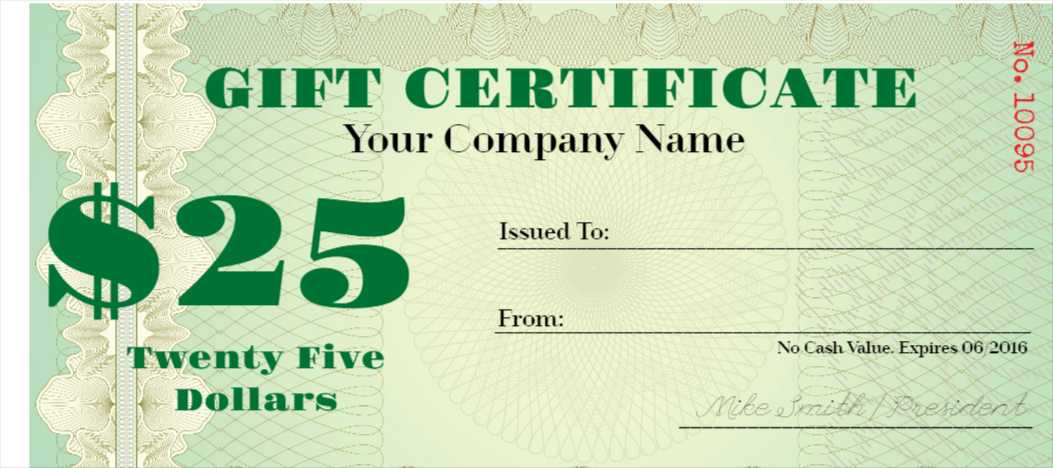 Free gift certificates maker design your gift certificates from gift voucher 1400 solutioingenieria