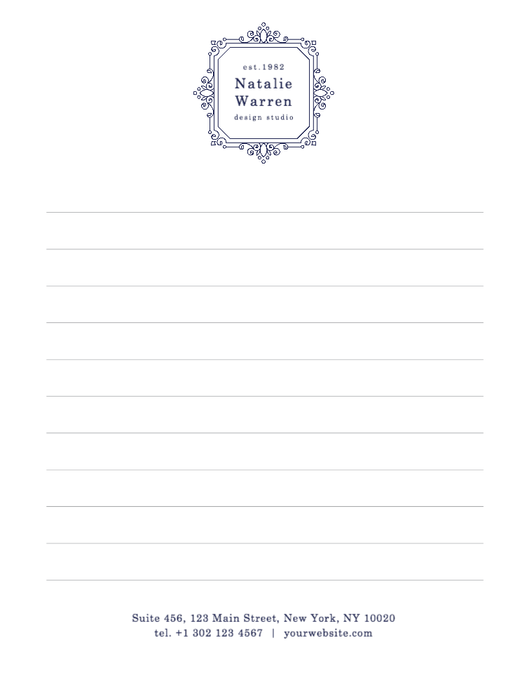 picture about Printable Notepad identified as Totally free Notepad Templates - Structure your Notepads in opposition to Jukebox