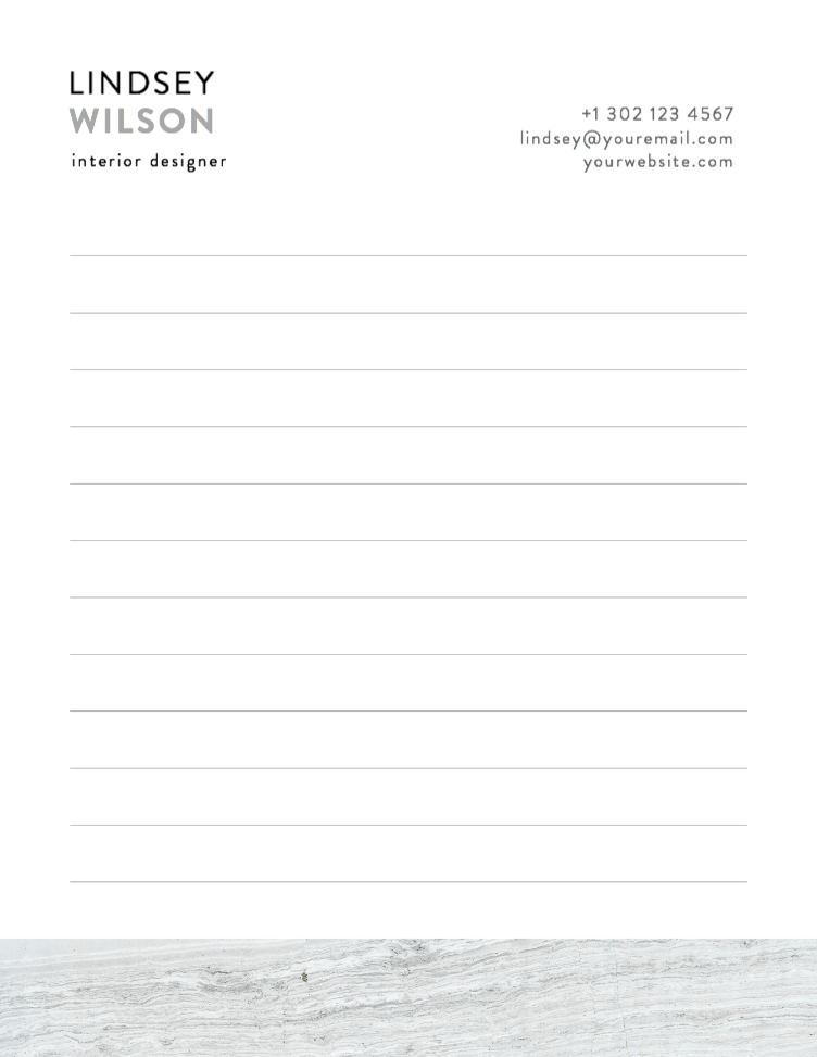 Free Notepad Templates - Design your Notepads from Jukebox