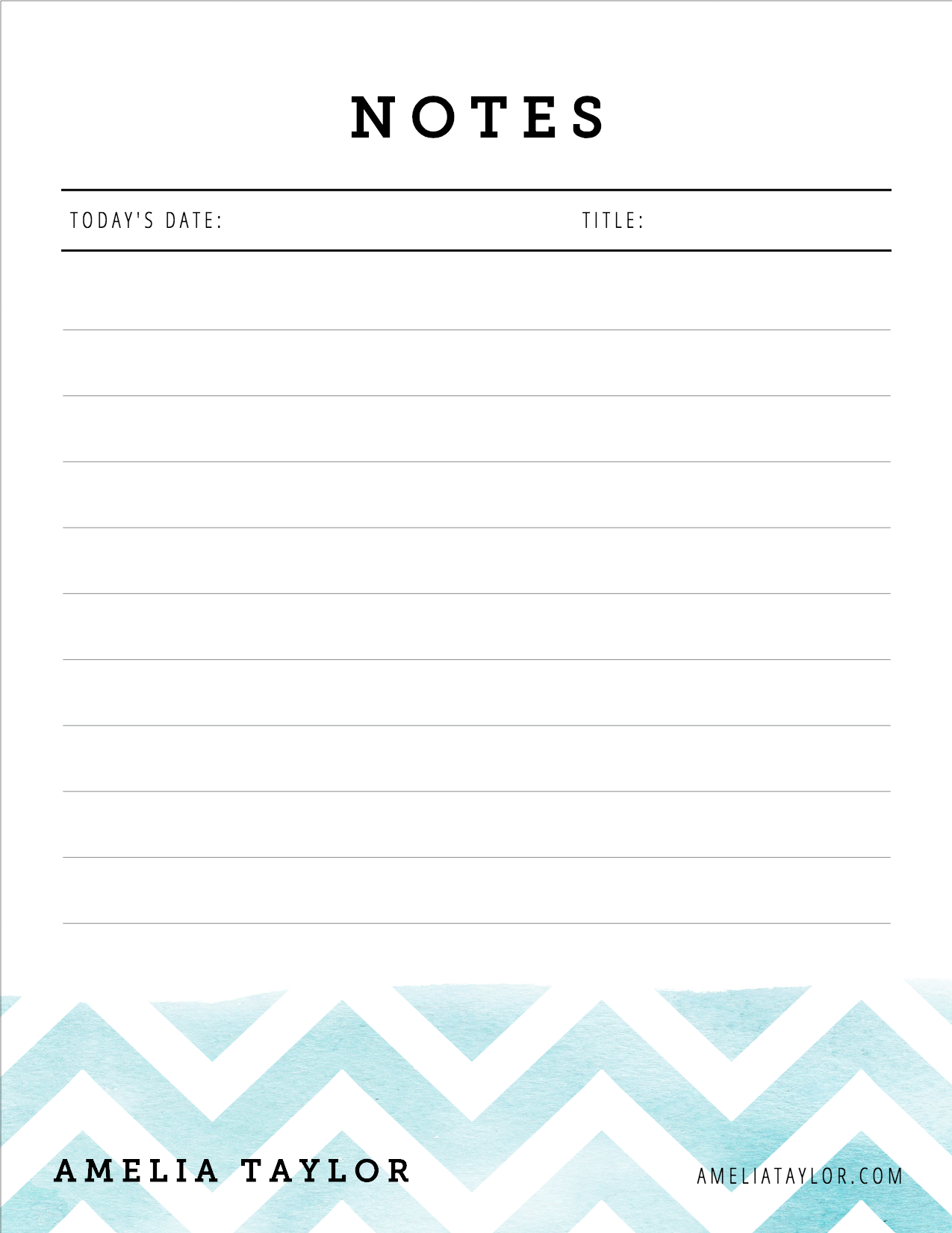Free Notepads Templates Design Your Notepads From Jukebox