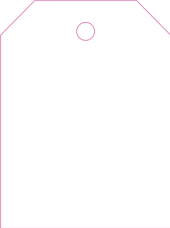 Free luggage tags templates design your luggage tags from jukebox blank luggage tag 225 x 3 with 025 hole maxwellsz