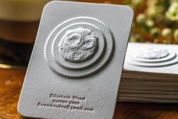 Business cards flyers hang tag printing more jukebox linkis 3d embossed business card with letterpress reheart Image collections