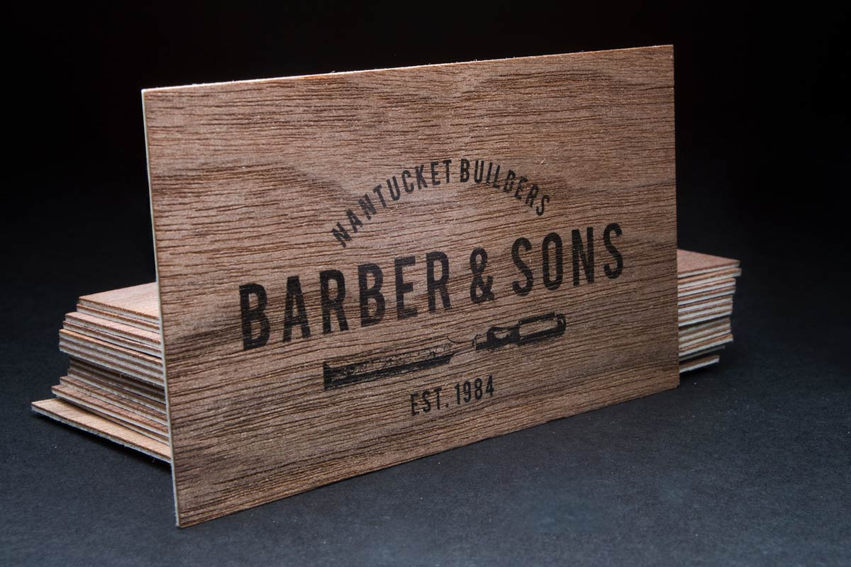 Jukebox business cards flyers hang tag printing more barber sons son reheart Gallery