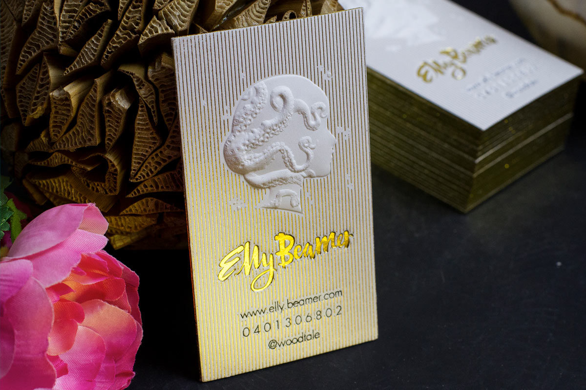 3d embossed business cards luxury business cards elly beams 3d embossed business card colourmoves
