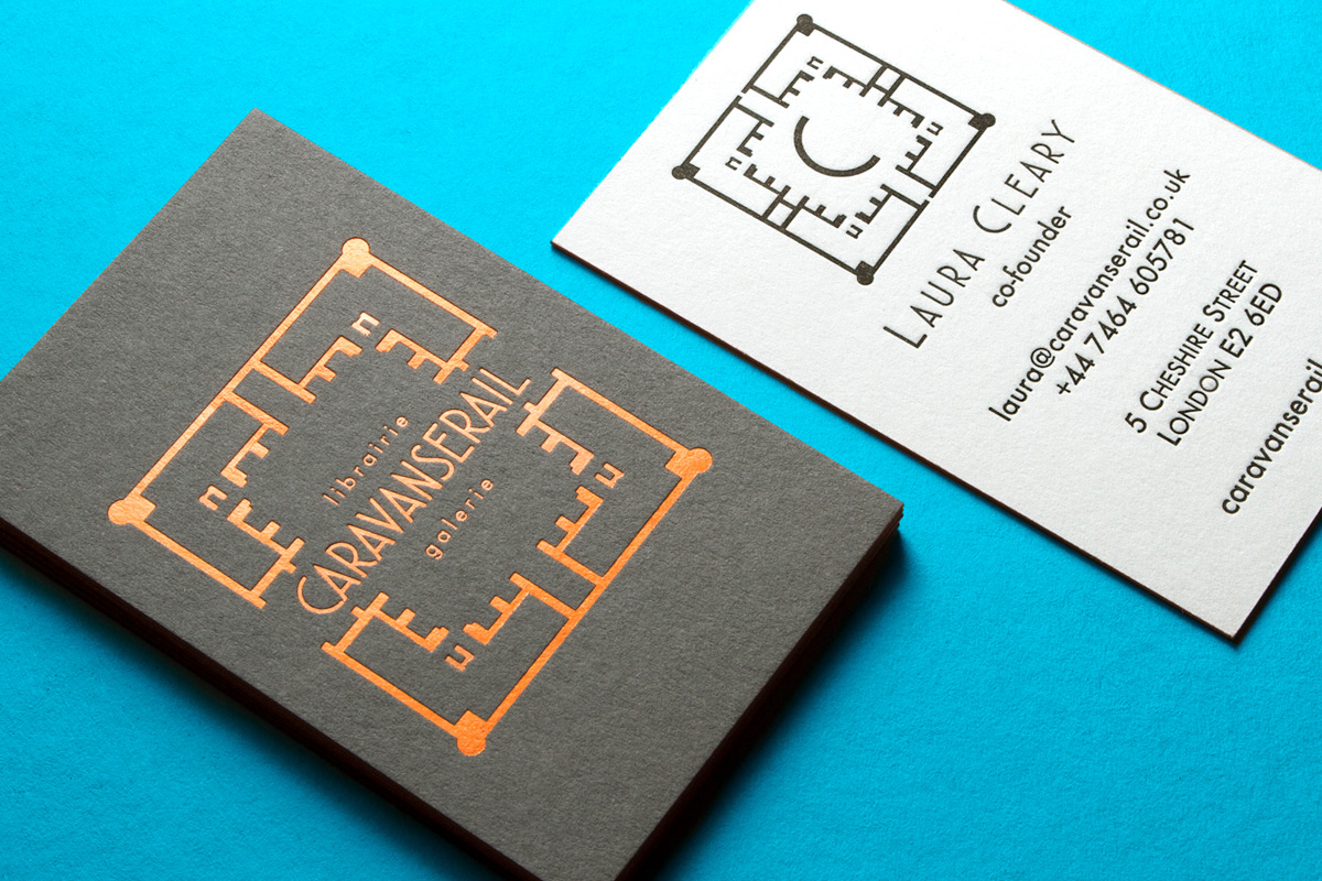 Premium Gray Business Cards | Print Card Online