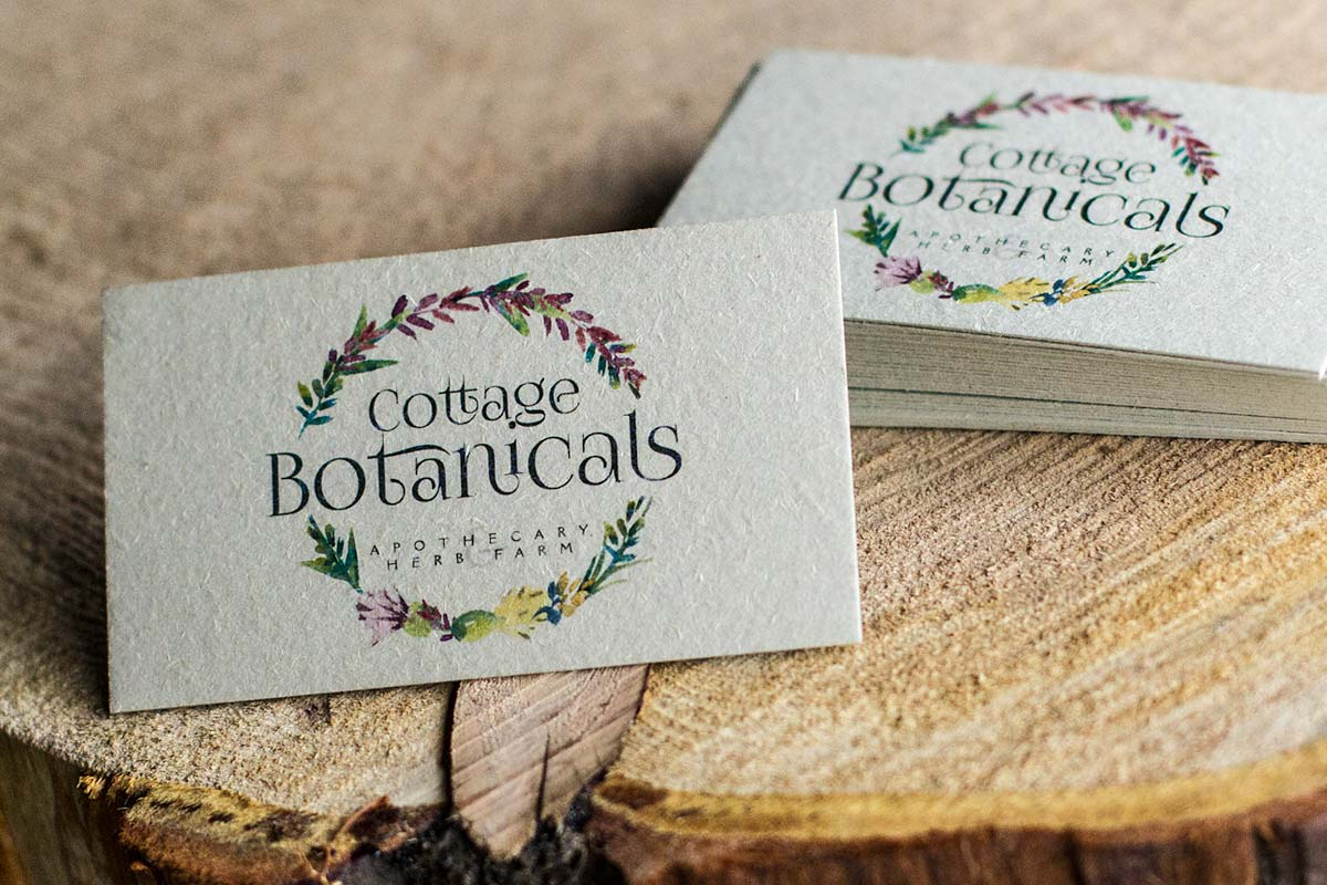 Uncoated Business Cards | Jukebox Print