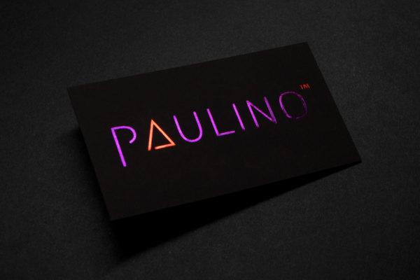 Black Business Cards Black Suede Cards