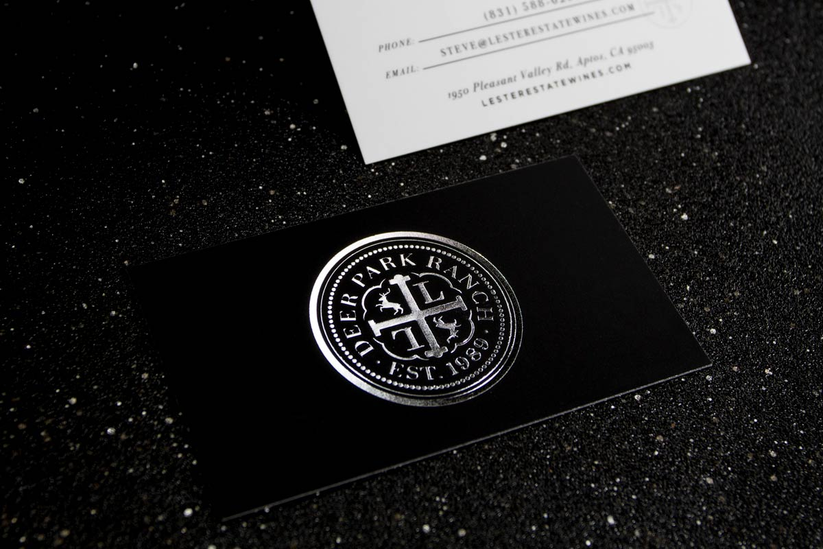 Silk Matte Business Cards | Smooth Cards