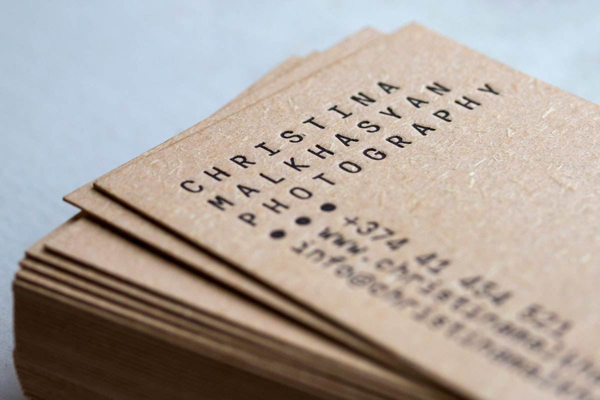 Pulp business cards jukebox print christina malkhasyan business cards produced with letterpress on 20pt pulp colourmoves
