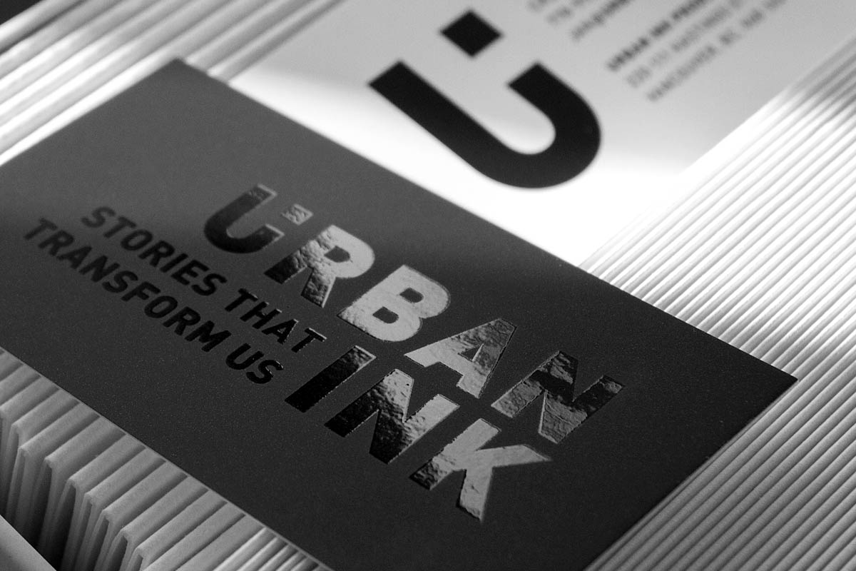 Spot UV Business Cards | Jukebox Print