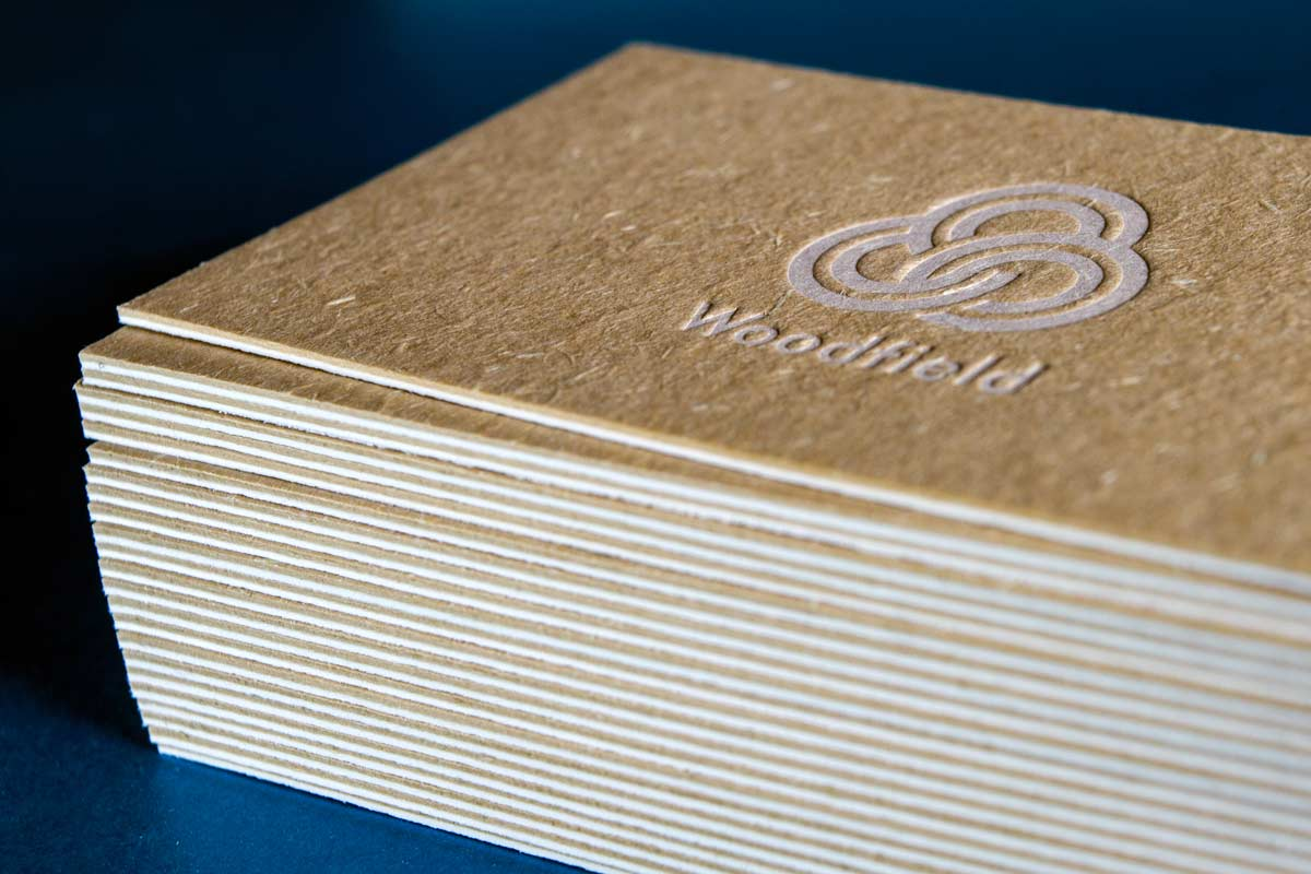 Pulp Business Cards | Jukebox Print