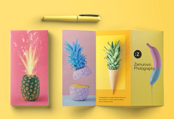 brochures jukebox print