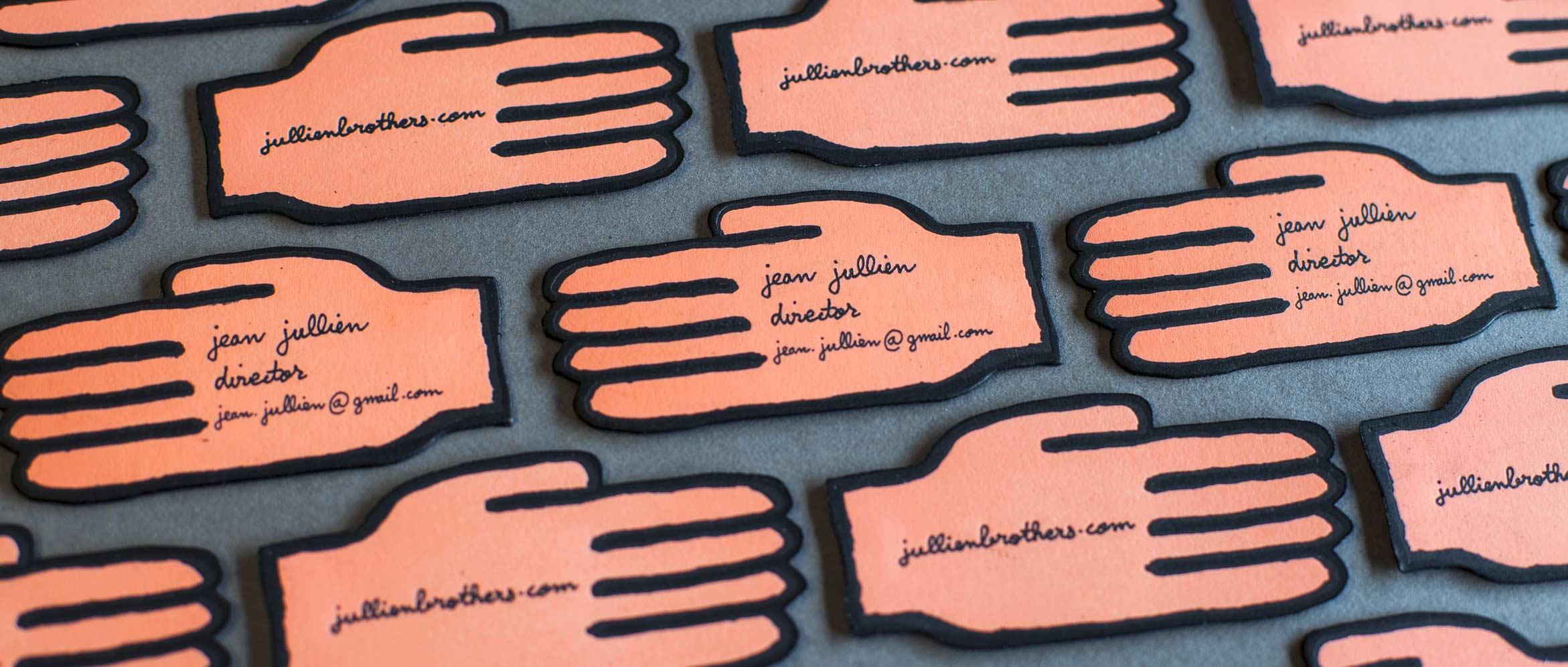 Concrete Business Cards   Jukebox Print