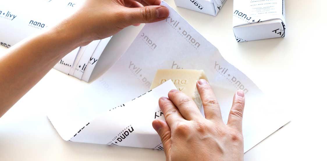 Nana x Livy Wrapping paper