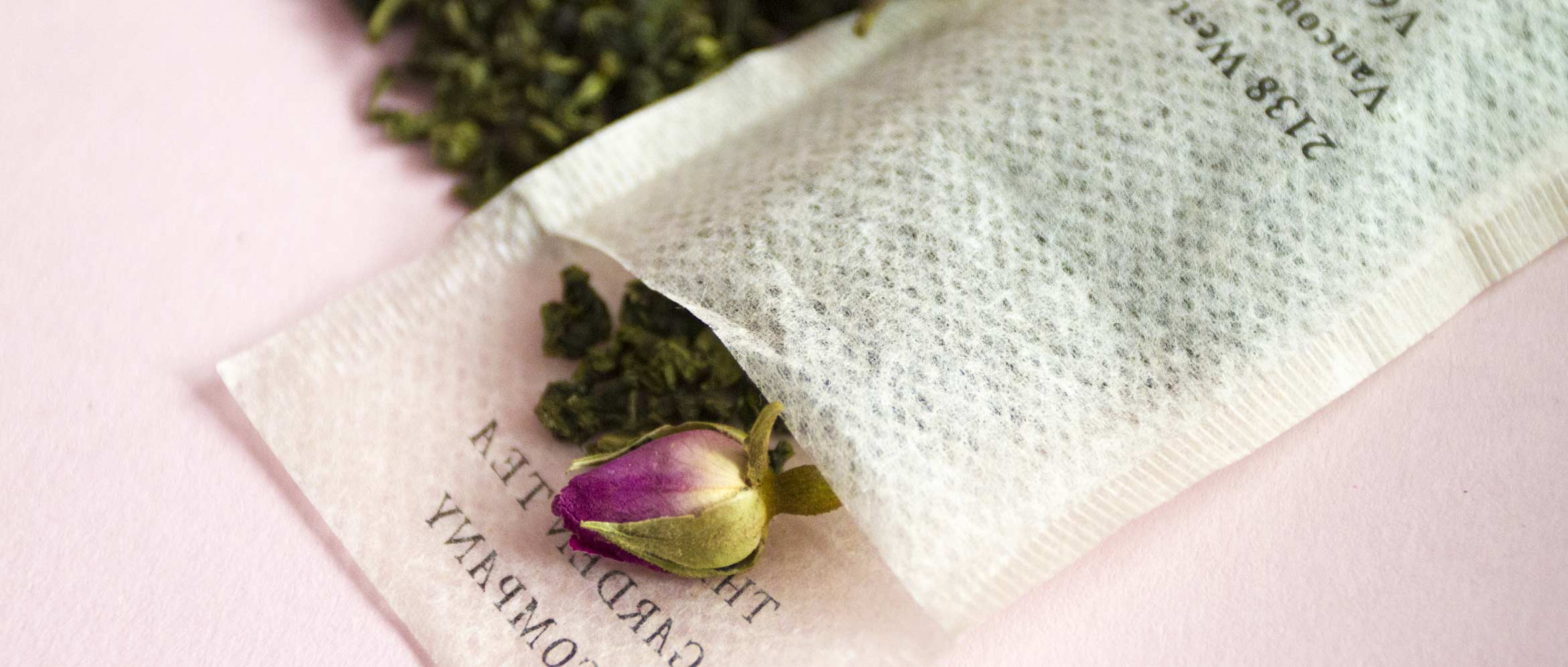 Real Tea Bag Business Cards | Jukebox Print