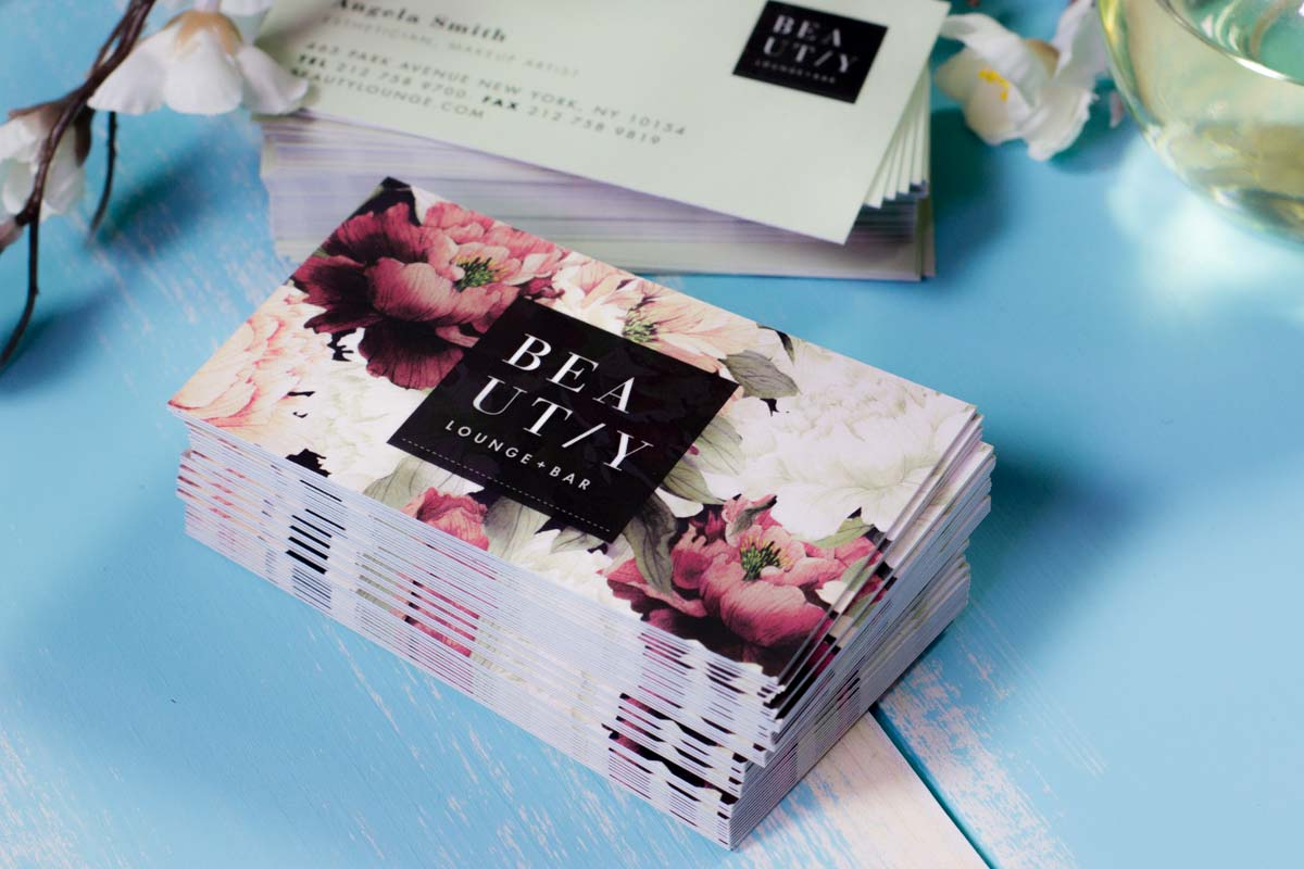 16pt Silk Matte Business Cards