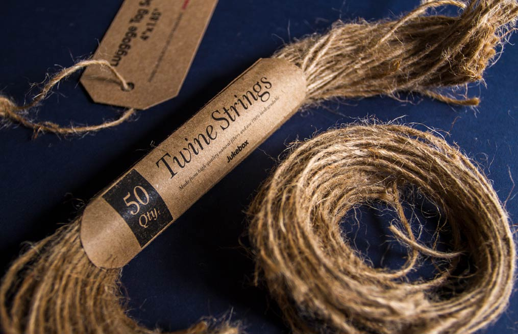 Twine strings