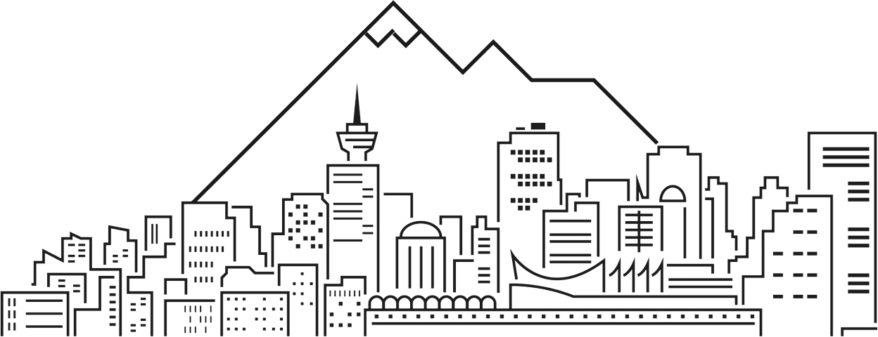 Vancouver illustration